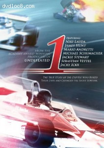 1 The Movie (Formula One) Cover