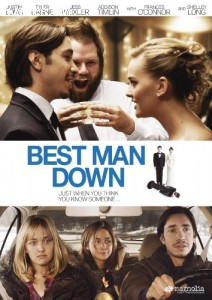 Best Man Down Cover
