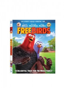 Free Birds [Blu-ray] Cover