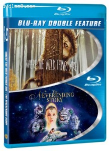 Where the Wild Things Are / Neverending Story [Blu-ray] Cover