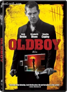 Oldboy (+Ultraviolet Digital Copy) Cover