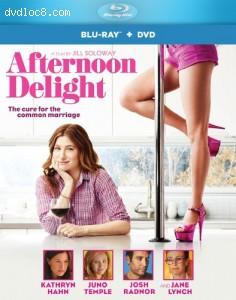Cover Image for 'Afternoon Delight BD+DVD Combo'
