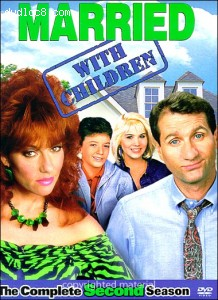 Married With Children: The Complete Second Season