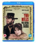 Cover Image for 'Two Mules for Sister Sara'