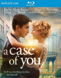 A Case of You [Blu-ray] Cover