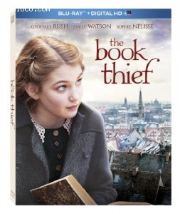 Cover Image for 'The Book Thief'