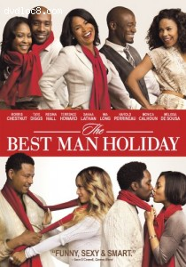 Best Man Holiday, The Cover