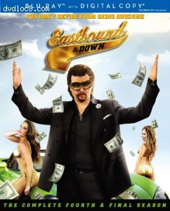 Eastbound & Down: The Complete Fourth Season (Blu-ray + Digital Copy)