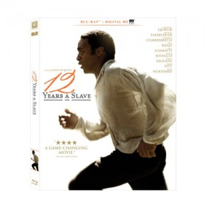 12 Years a Slave [Blu-ray] Cover