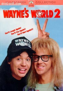Wayne's World 2 Cover