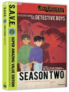 Case Closed: Season Two (Super Amazing Value Edition)