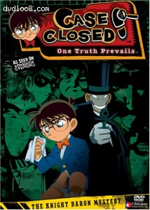 Case Closed - The Knight Baron Mystery (Season 5 Vol. 2)