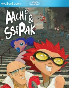 Aachi and Ssipak [Blu-Ray] Cover