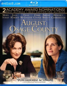 Cover Image for 'August: Osage County'