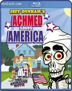 Cover Image for 'Jeff Dunham: Achmed Saves America'