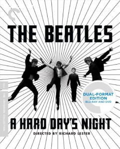 A Hard Day's Night (Criterion Collection) [Blu-ray] Cover