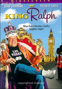 King Ralph Cover