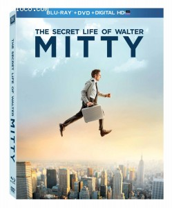 Secret Life Of Walter Mitty, The Cover