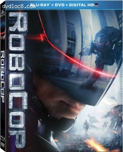 Robocop [Blu-ray] Cover