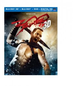 300: Rise of an Empire (Blu-ray 3D + Blu-ray + DVD + Digital HD UltraViolet Combo Pack)