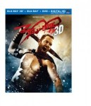 Cover Image for '300: Rise of an Empire (Blu-ray 3D + Blu-ray + DVD + Digital HD UltraViolet Combo Pack)'