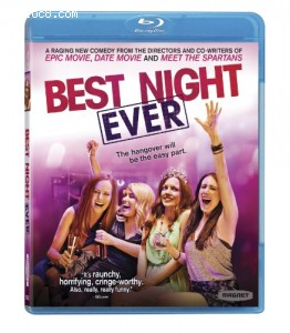 Cover Image for 'Best Night Ever'