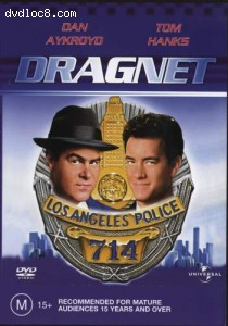 Dragnet Cover