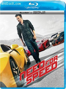 Cover Image for 'Need for Speed'
