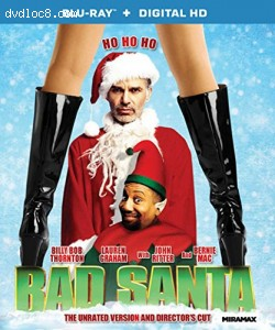 Cover Image for 'Bad Santa'