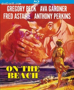 On the Beach [Blu-ray] Cover
