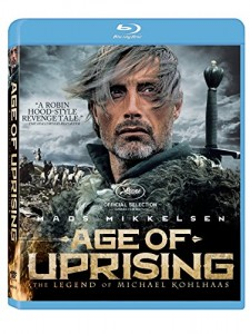 Age of Uprising: The Legend of Michael Kohlhaas [Blu-ray] Cover