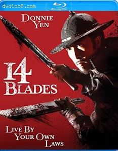14 Blades [Blu-ray] Cover