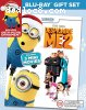 Despicable Me 2 (Limited Edition Holiday Blu-ray Gift Set)