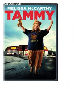 Tammy (DVD+UltraViolet) Cover