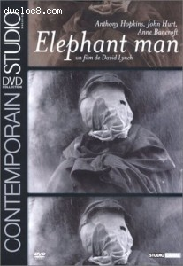 Elephant Man (French edition) Cover