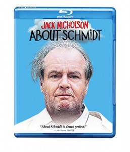 About Schmidt [Blu-ray]