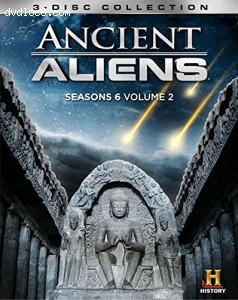 Cover Image for 'Ancient Aliens Ssn 6 Vol 2'