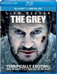 Cover Image for 'The Grey (Blu-ray with Digital HD)'