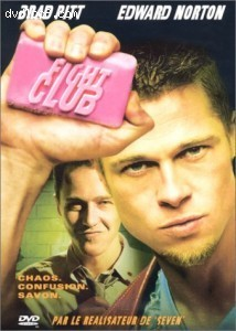 Fight Club (French Version) Cover