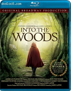 Into the Woods [Blu-ray] Cover