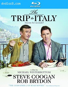 Trip to Italy, The  [Blu-ray] Cover