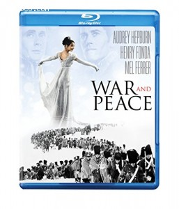 War & Peace [Blu-ray] Cover
