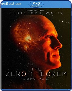 Zero Theorem, The  [Blu-ray] Cover