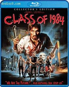 Class Of 1984 (Collector's Edition) [Blu-ray] Cover