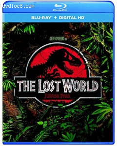 Cover Image for 'The Lost World: Jurassic Park (Blu-ray with DIGITAL HD)'