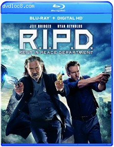 R.I.P.D. (Blu-ray with DIGITAL HD) Cover
