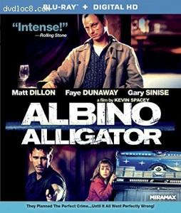 Cover Image for 'Albino Alligator'