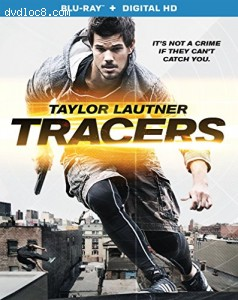 Tracers [Blu-ray] Cover