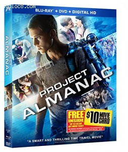 Cover Image for 'Project Almanac'