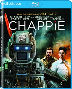 Chappie [Blu-ray + UltraViolet]
